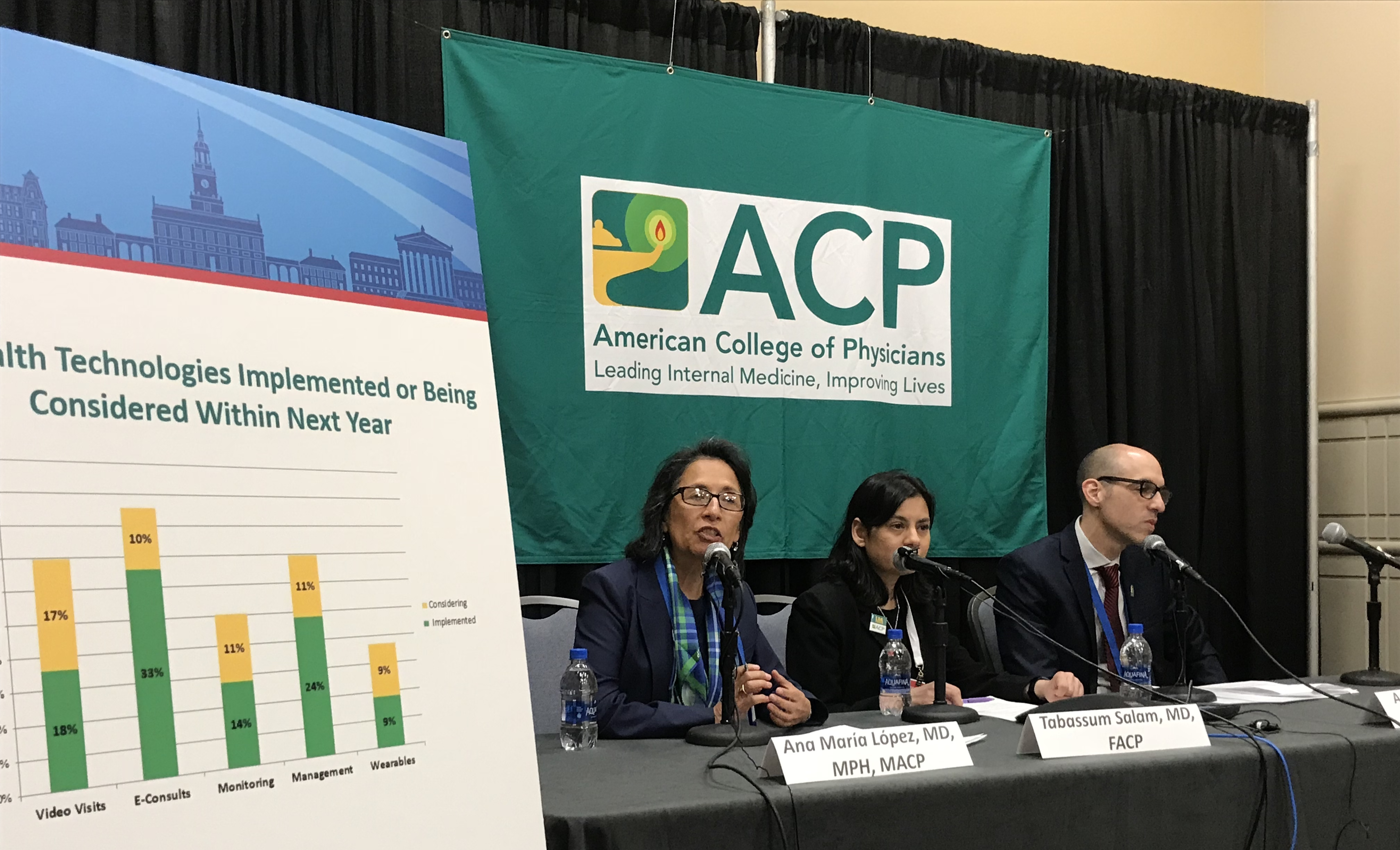 ACP survey shows physician interest in implementing telehealth