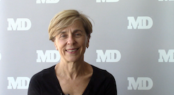 """You can really change the life of a patient quickly,"" Anat Loewenstein Discusses ARVO, Ophthalmology"