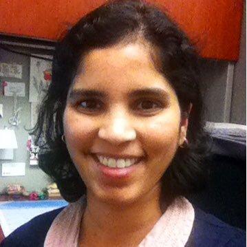 Anita D'Souza, MD