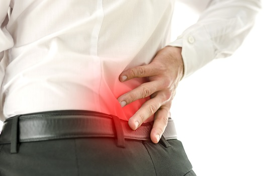 expenditures associated with lower back pain and lower extremity pain