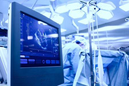 medical equipmnent during surgery
