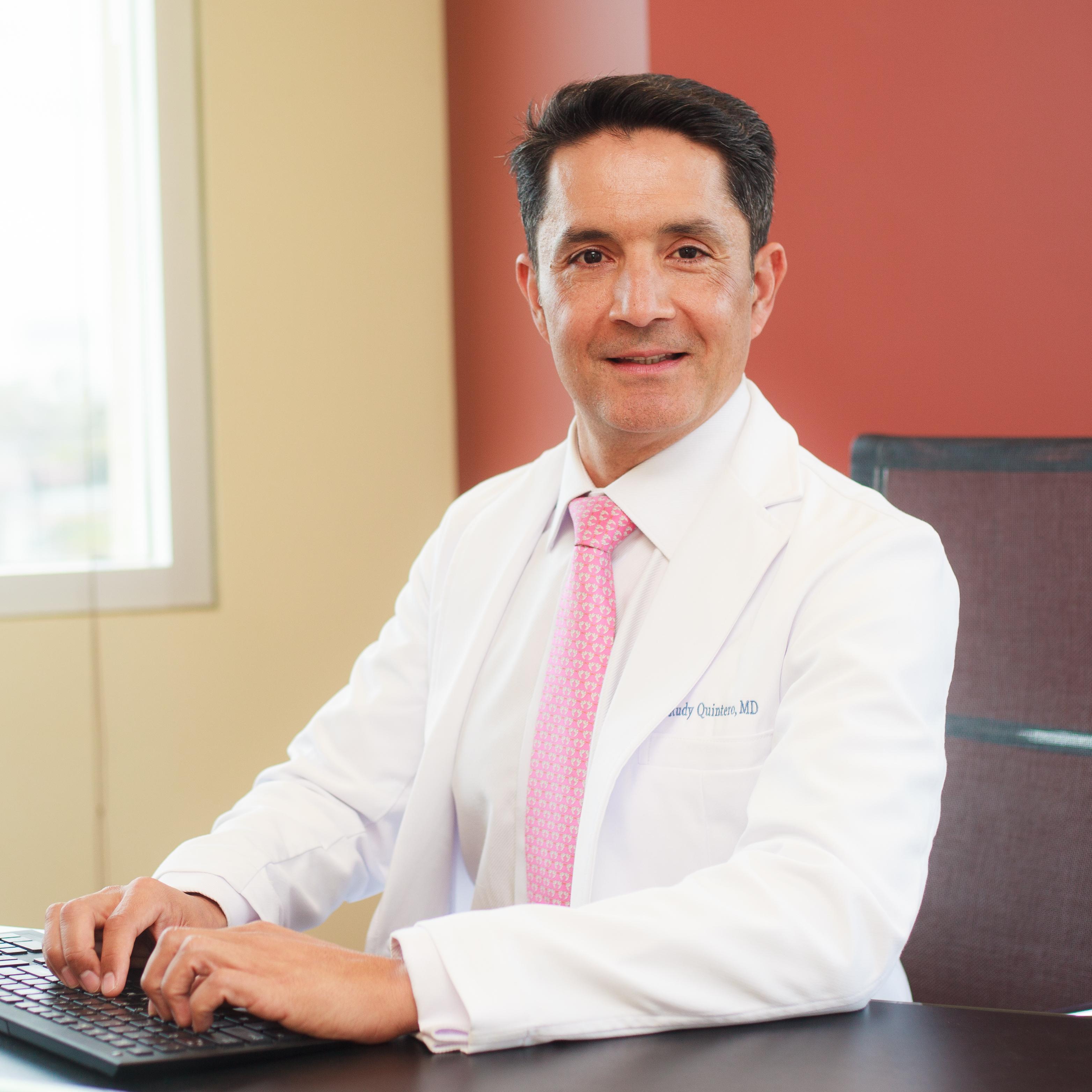 Rudy Quintero, MD