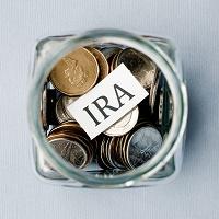 IRA jar