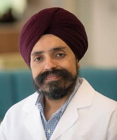 Jasvinder Singh, MD