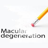 DME, macular degeneration