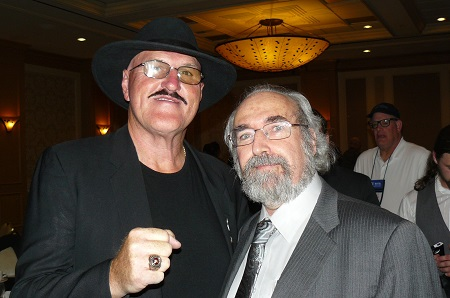 Sgt. Slaughter and David Reis MD