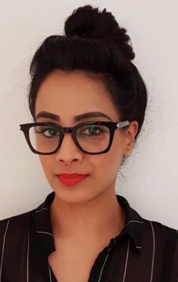 Roshni Patel, BSc, MCOptom