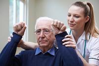 stroke patient