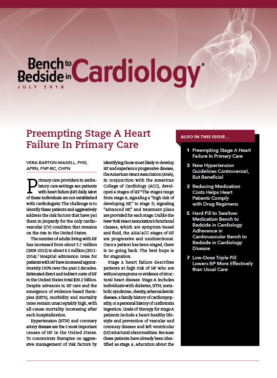 Bench to Bedside in Cardiology