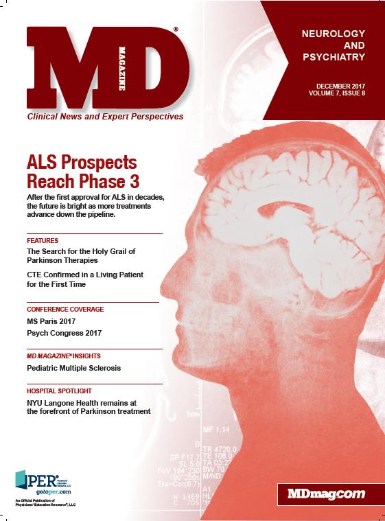 MD Magazine Neurology