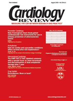 Cardiology Review Online