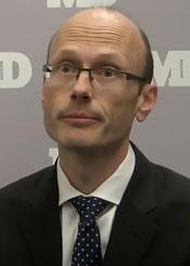 Dr Paul Burton