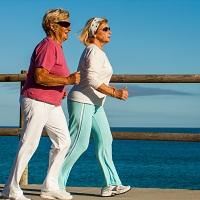 Intense Exercise Beneficial Even after Age 65