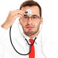 Why Docs Won't Take Sick Time