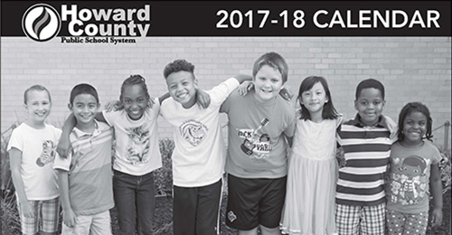 2017-18 Calendar Front Page.