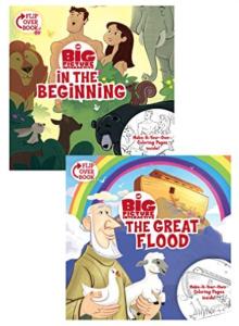 The Big Picture Interactive Flip Over Books
