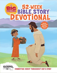 The Big Picture Interactive 52-Week Devotional