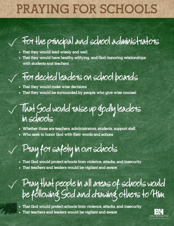 PrayingforSchools2