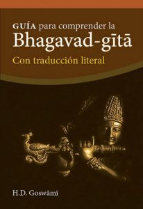 A Comprehensive Guide To Bhagavad-Gita-Spanish