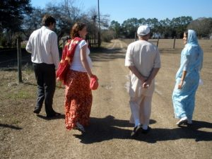 Morning Walk Feb 08, 2009