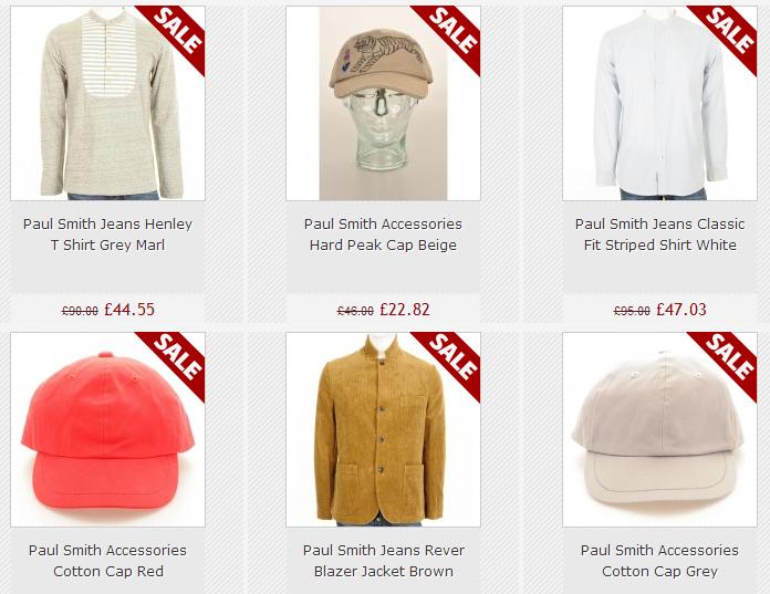 Paul Smith Jeans Sale Items @ Mainline Menswear