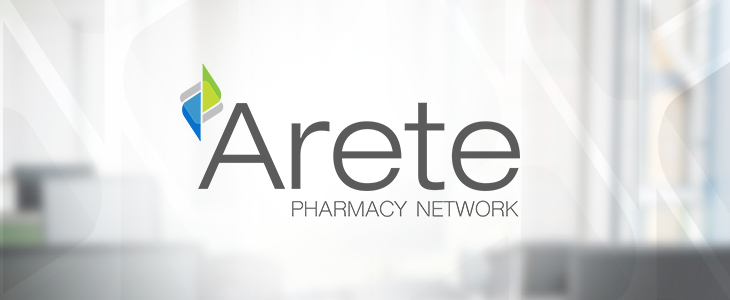 Arete Pharmacy Network Logo