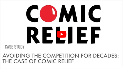 Comic Relief youtube video thumbnail