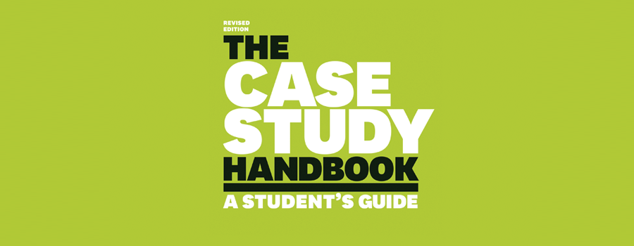 The Casestudy Handbook cover
