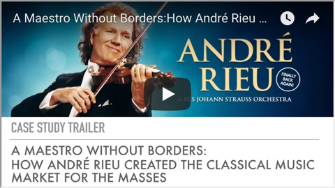 Andre Rieu youtube video thumbnail