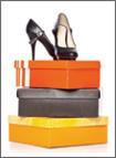 Zappos.com shoes art