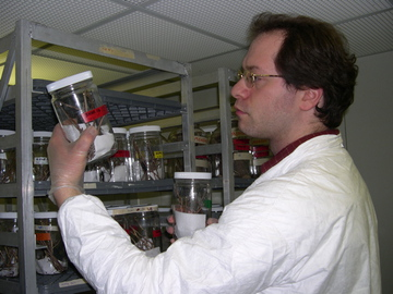 biological technicians Assist biological and medical scientists in laboratories set up, operate, and maintain laboratory instruments and equipment, monitor experiments, make observations, and calculate and record results may analyze organic substances, such as blood, food, and drugs.