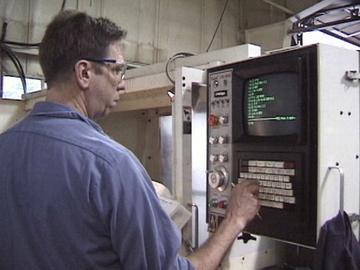 ... Numerical Control Machine Tool Operator. View All. Previous. Next