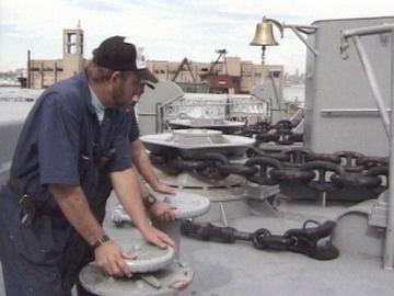 Sailors and Marine Oilers