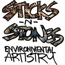 Sticks-n-Stones Environmental Artistry