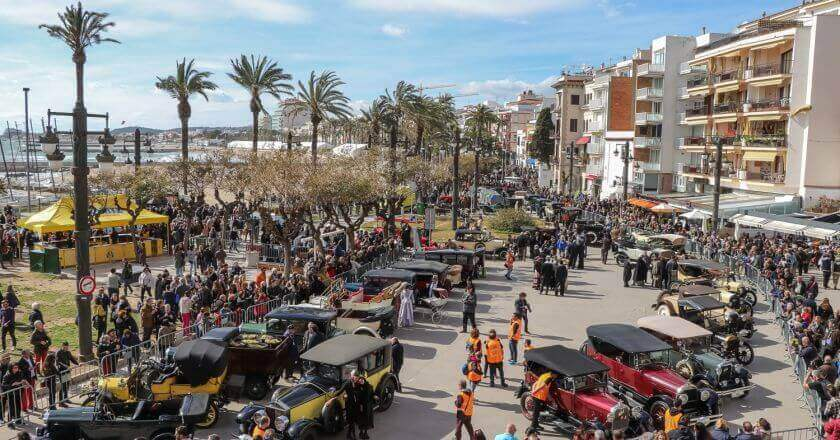 Barcelona in march events