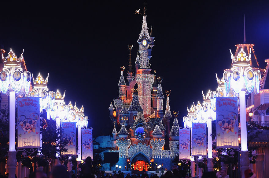 paris in december - Disneyland Paris Christmas