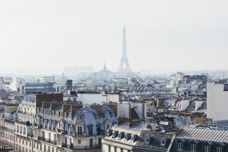 best time to visit paris