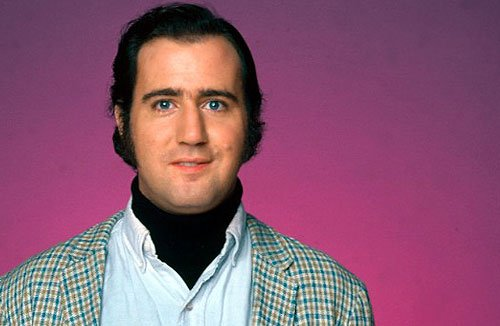 Picture of Andy Kaufman - HeadStuff.org