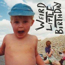 Happyness, album cover, Weird Little Birthday - HeadStuff.org