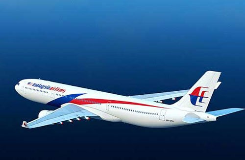 Malaysian Flight 370, MH370, airline picture in flight - HeadStuff.org