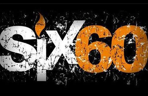 SIX60 band logo, live music, academy dublin, new zealand - HeadStuff.org