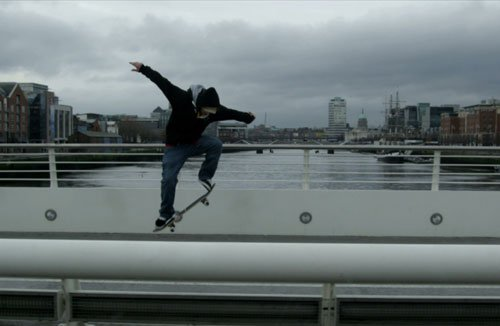 Hill Street, documentary about the origins of skateboarding in Ireland, sub culture 1980s, 80s Ireland, Jape - HeadStuff.org