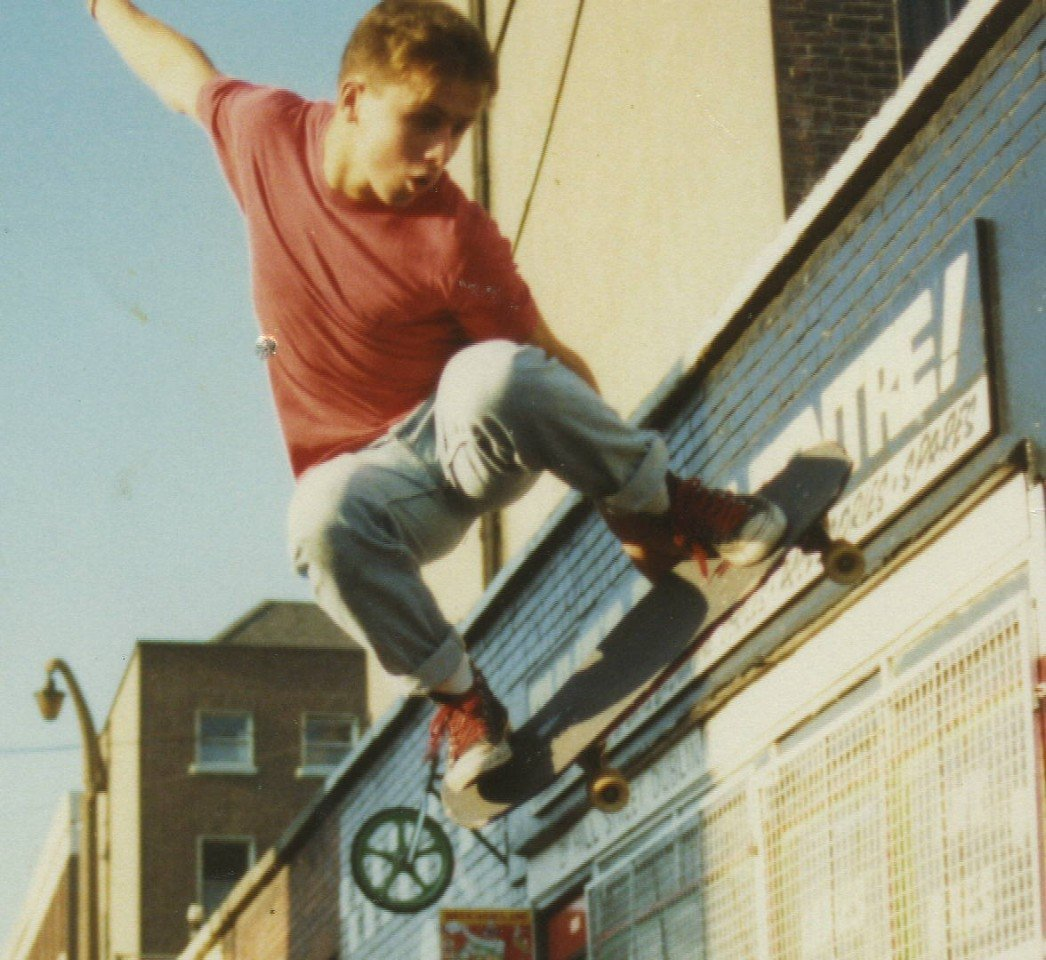 Skateboarding, skating, boarding, Hill Street, documentary about skating in ireland, origins 1980s, tony hawk, jape soundtrack, sub culture - HeadStuff.org