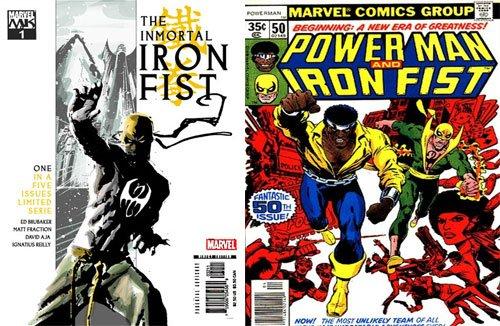 Iron Fist, The Immortal Iron Fist, Ed Brubaker, Matt Fraction, Marvel Comics, Marvel TV series, netflix - HeadStuff.org