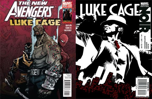 Luke Cage, Power Man, Noir, Glass and Benson, Marvel Comics, Marvel TV series, netflix - HeadStuff.org