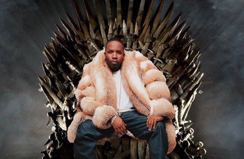 One does not simply wait for Game of Thrones, GOT, Sean Bean, epic, sexy, warrior, winter is coming, john snow, Big Boi, Game of Thrones Rap album, big boi GOT, hip hop throne - HeadStuff.org