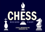 Chess Records, Chess records logo, 1940s, 1950s, blues records - HeadStuff.org
