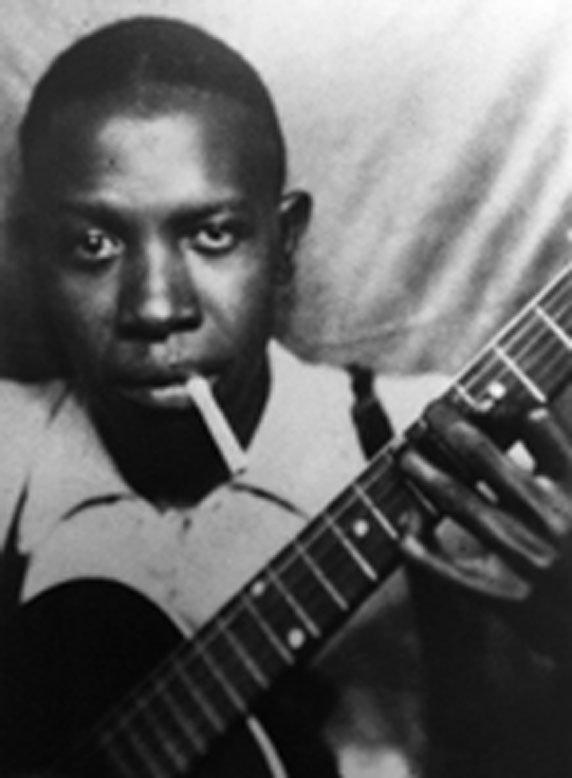 Robert Johnson, blues legend, crossroads, guitar genius, devil, master - HeadStuff.org