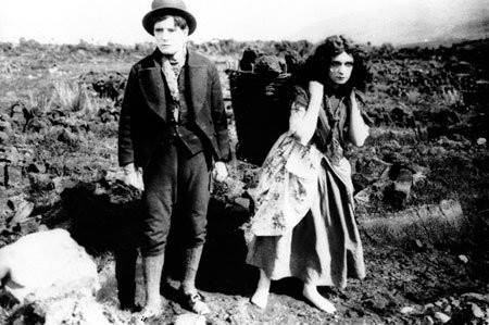The Colleen Bawn, Jack Clarke, Gene Gauntier, The Kalem Film Company, Made in Kerry, the kingdom, old hollywood movies, made in ireland, film, studio, Kerry, Sidney Olcott - HeadStuff.org