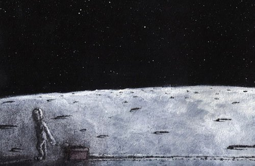 Three Micro Fiction Stories About The Moon Landing Headstuff